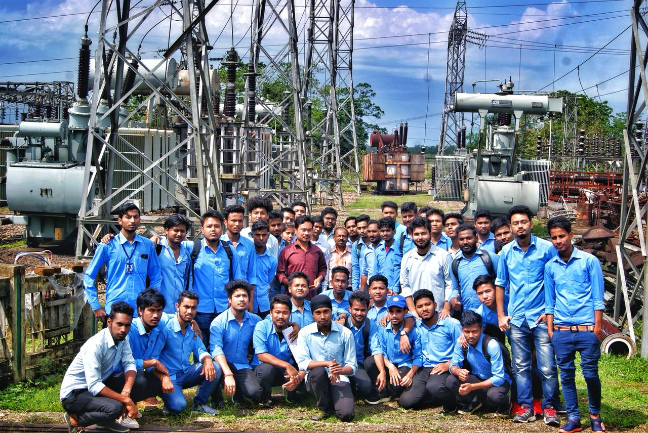 Field Visit by the students